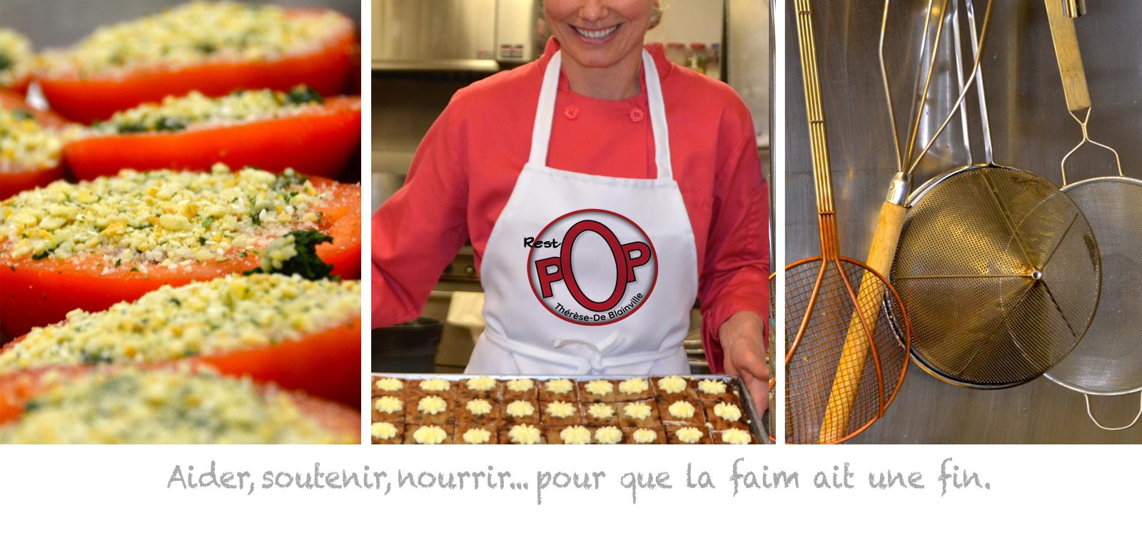 RESTO POP THÉRÈSE-DE BLAINVILLE